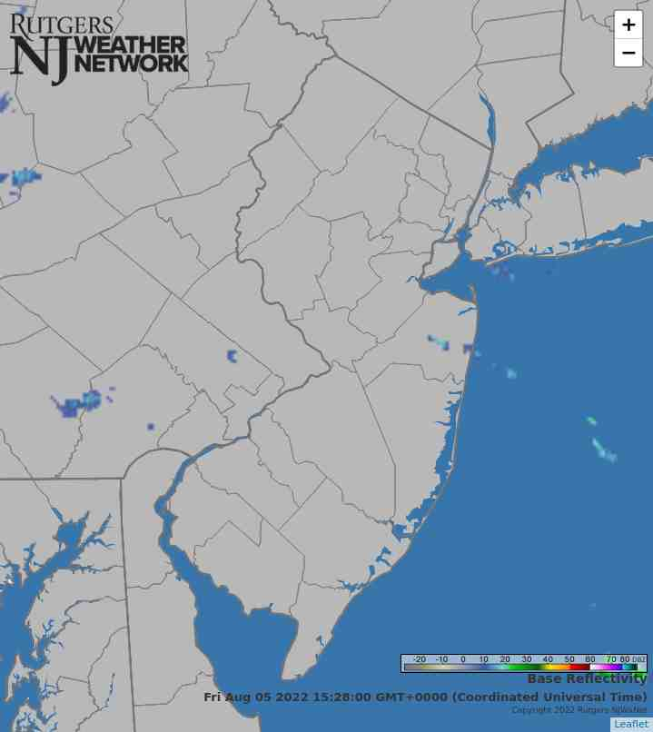 New Jersey Weather and Climate Network  