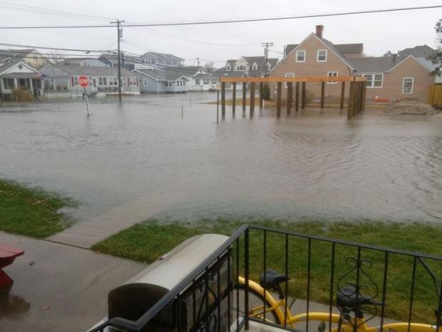 Coastal Flooding from Dec 9 Nor'easter