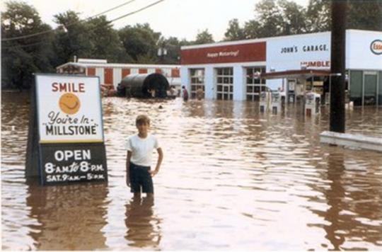 Doria flooding photo