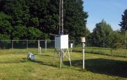New Brunswick Weather Station Photo