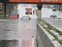 Flash flooding photo