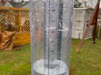 CoCoRaHS rain gauge