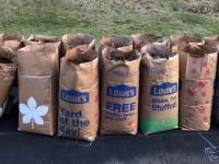 Leaf bags