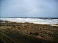 Rough surf photo